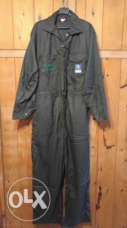 ARAMCO Flame Resistant Coverall أوفرول مقاوم للحريق من أرامكو