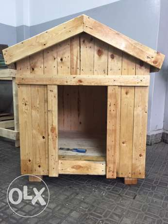 Dog house new