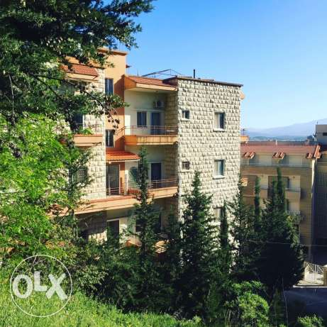 fully furnished building for sale in bhamdoun