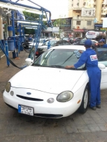 ford taurus 1996 A/C ABS