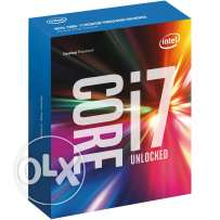Cpu Core i7 6700K And Z170 Mobo Needed