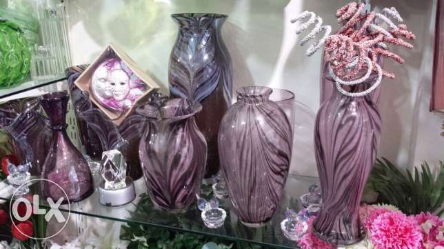 One of a kind Vases For Sale فنار -  1