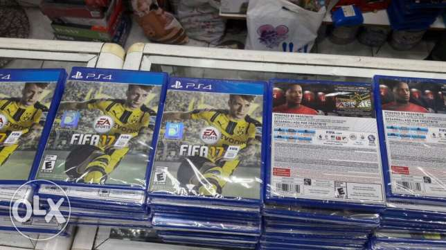 Fifa 17 PS4 (not used)