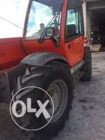 Manitou for sale in a good condition main roud(derzehrani)