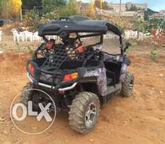 Buggy 2011 , army color , sport car , hunt car , off road