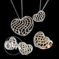 Sam matrix jewellery 3d printing