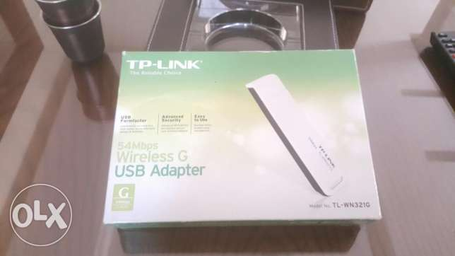 TP link USB adapter