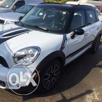 MINI Country Man All 4