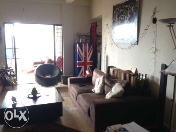 furnished apartment for rent in dbayeh Maten