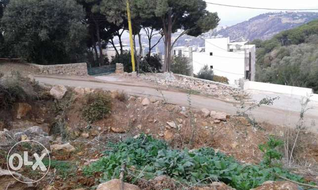 Sea View Land For Sale In Kornet El Hamra1825 m2 قرنة الحمرا -  5
