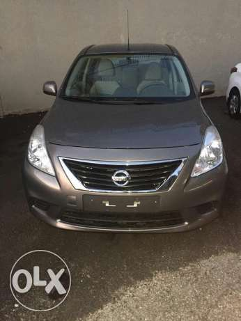 Nissan sunny full automatic