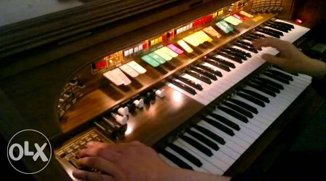 Elka italian Electric organ