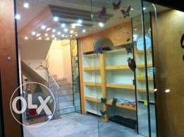 Shop in Beirut, Istiklal Street - 110 Sq. m.- Urgent Sale