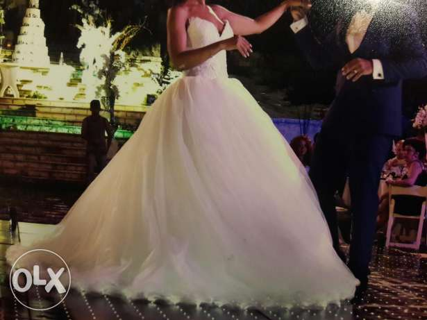 Wedding dress برج حمود -  1