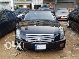 Cadillac CTS 2.8L-Mod:2005-Black-Beige Leather-Sunroof