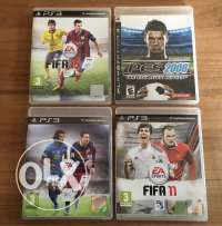 PS3 football video games