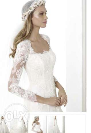 Pronovias Wedding Dress 1000$