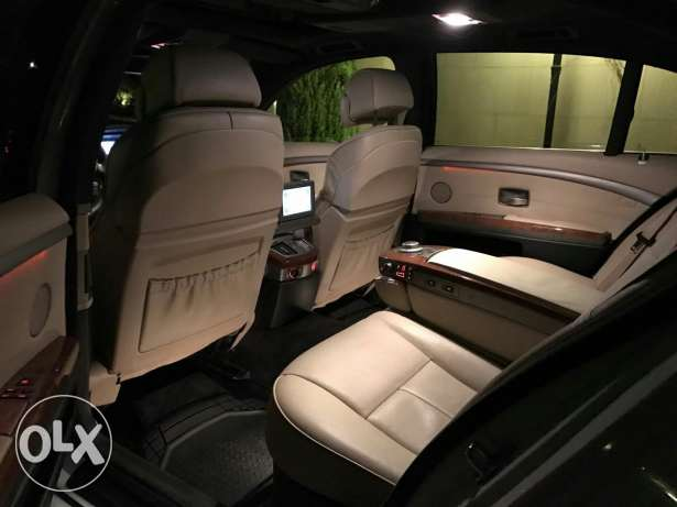 Bmw 750 Li Model 2008 VIP Super Moumayazé بعبدا -  7