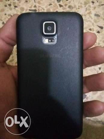 Samsung Galaxy S5 black حوش الأمراء -  2
