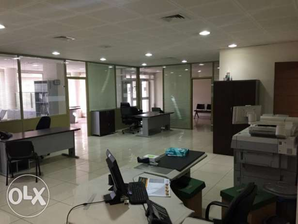 330 sqm, offices for rent in Jdeideh,