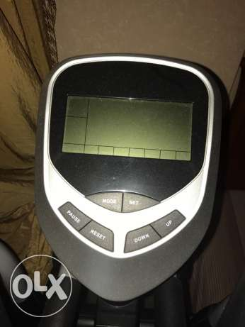 elaptical sport machine (treadmill)
