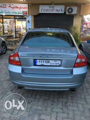 Volvo S80 turbo mod 2009 Full