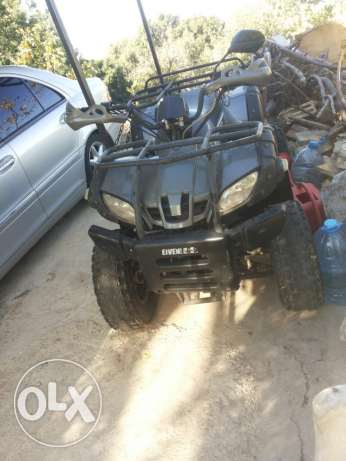 atv eiven200 cc automatique
