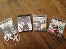 For sale PS 3 games