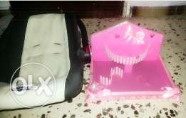 car sit and chocolate stand for sale only 50000