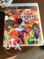 bakugan PS3 game for sale good condition