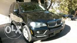 Black on black x5 2008 newly arrived fully loaded