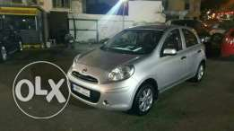 Micra 2013 full options source & services company very clean