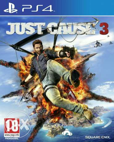 Just cause 3 and BO3 حارة حريك -  2