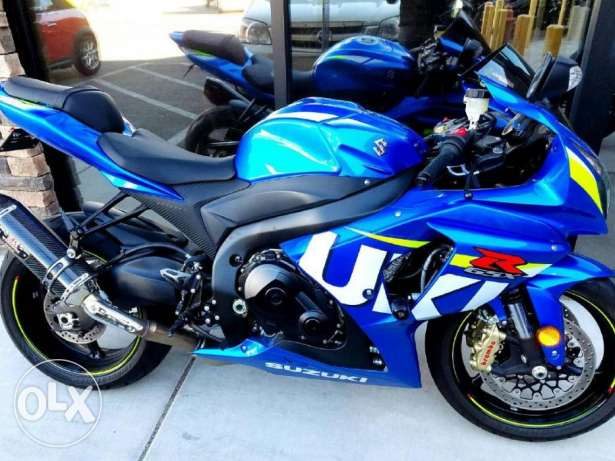 Perfect 2015 Suzuki GSX-R1000