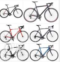 I am looking for large size road bike