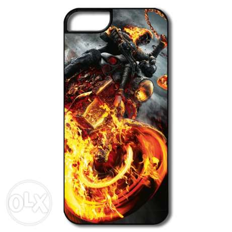 iphone 5 ghostrider cover