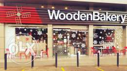 Wooden Bakery Adma recruiting for cashier position and showroom