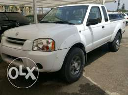 2004 nissan frontier pickup 6cyl auto