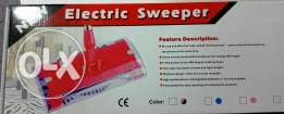 Rechargeable Floor & Carpet sweeper