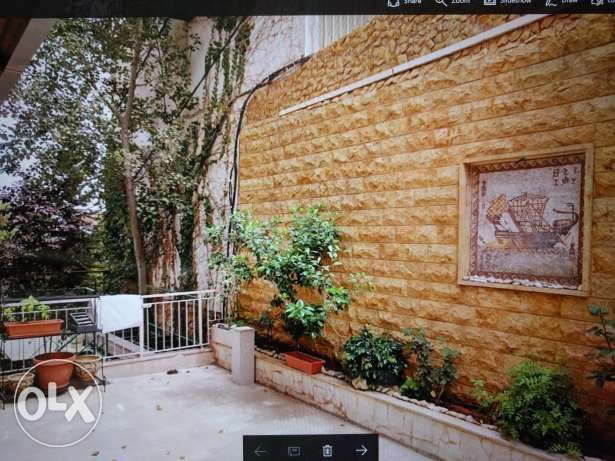 Apartment for rent in mtayleb main road