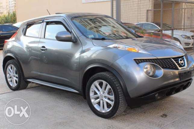 4wd model2011 full options juke ajnabi double screen
