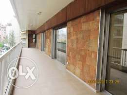 380sqm Unfurnished apartment for Rent Ashrafieh