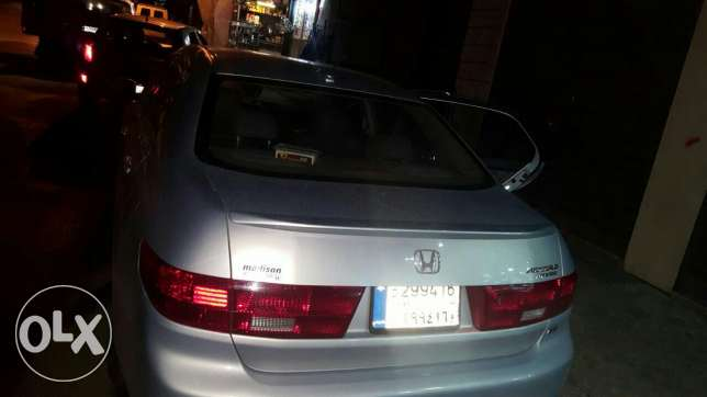Honda accord 2005 فؤاد شهاب -  1