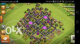 Clash of clans New Th9 ( Th8 max)