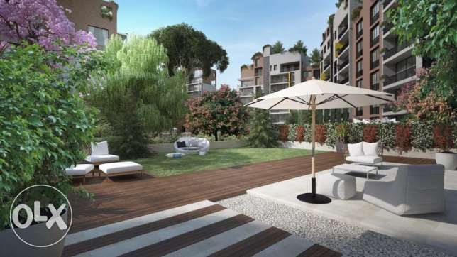 Under Construction apartment for sale-Beit Mery-142sqm+81sqmGarden