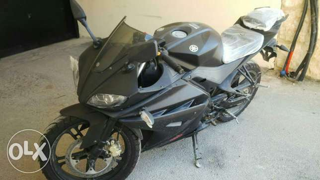 Yamaha 2014 r1 like new 250cc