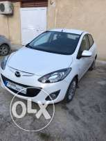 Mazda 2 full option verry good condition no accidents