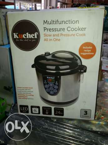 Pressior and rice cooker