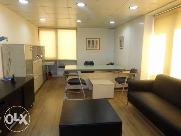 Furnished office for RENT - Clemenceau 110 SQM