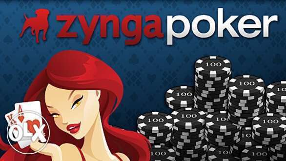 Zynga Poker Chips for sale